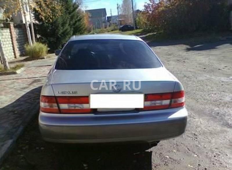 Lexus ES, Барнаул