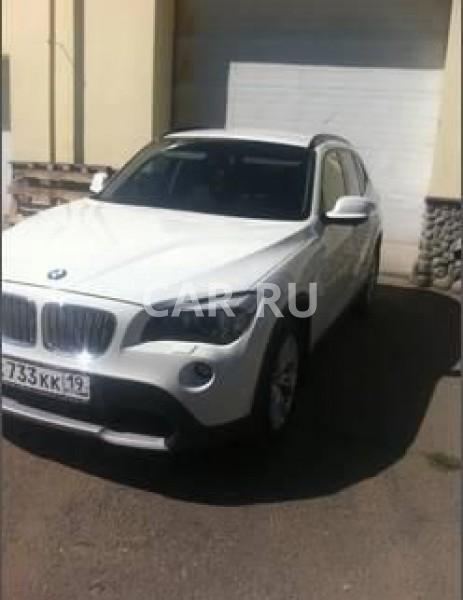 BMW X1, Абакан
