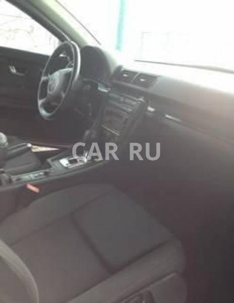 Audi A4, Багаевская