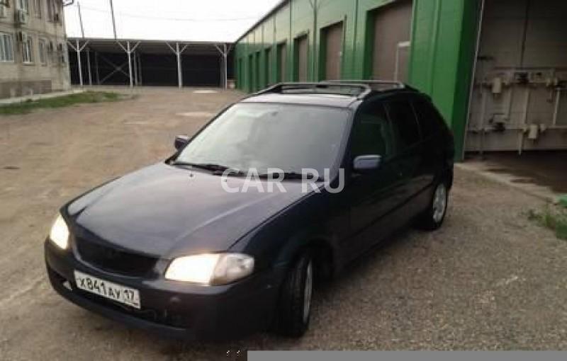 Mazda Familia S-Wagon, Абакан