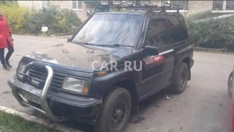 Suzuki Escudo, Александров