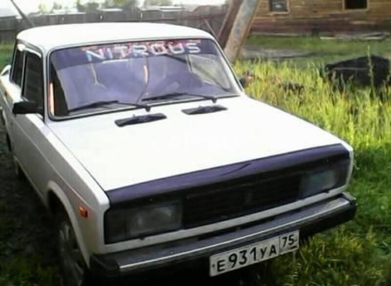 Lada 2105, Александровский Завод