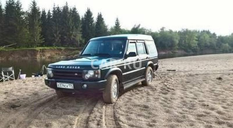Land Rover Discovery, Аша