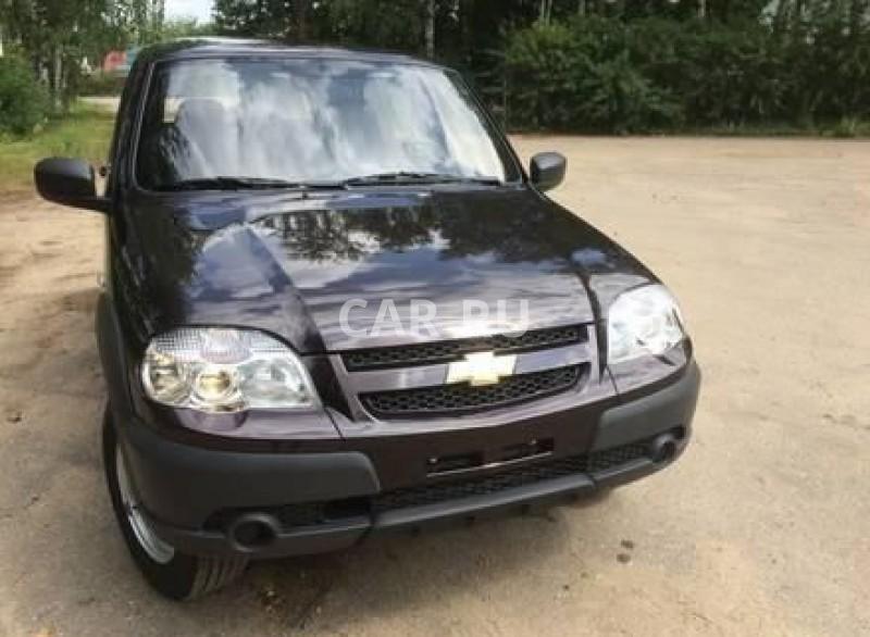 Chevrolet Niva, Александров