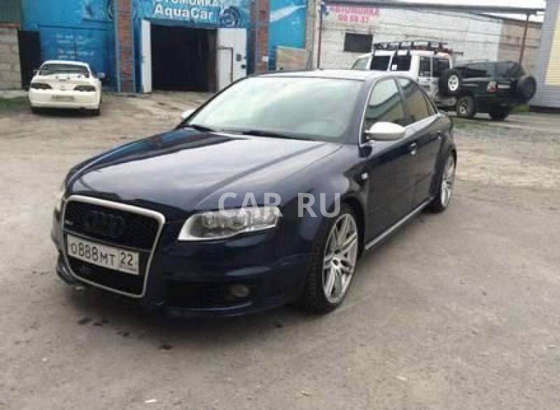Audi RS4, Барнаул