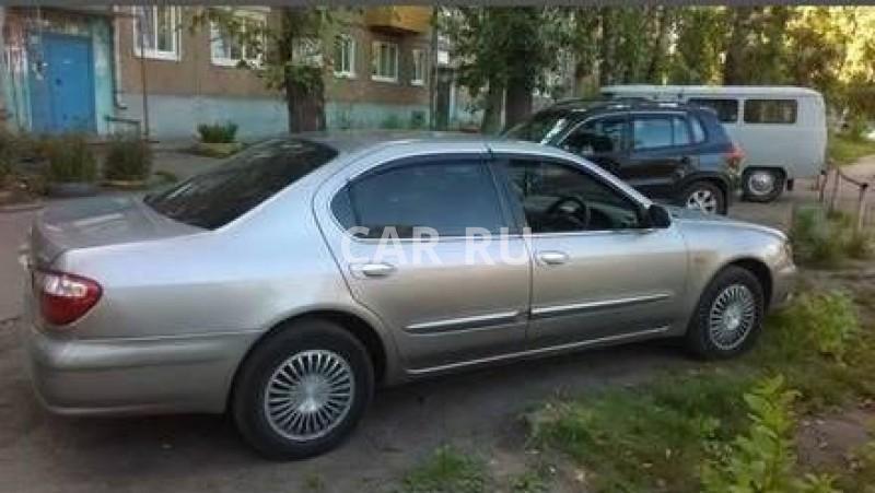 Nissan Cefiro, Ангарск