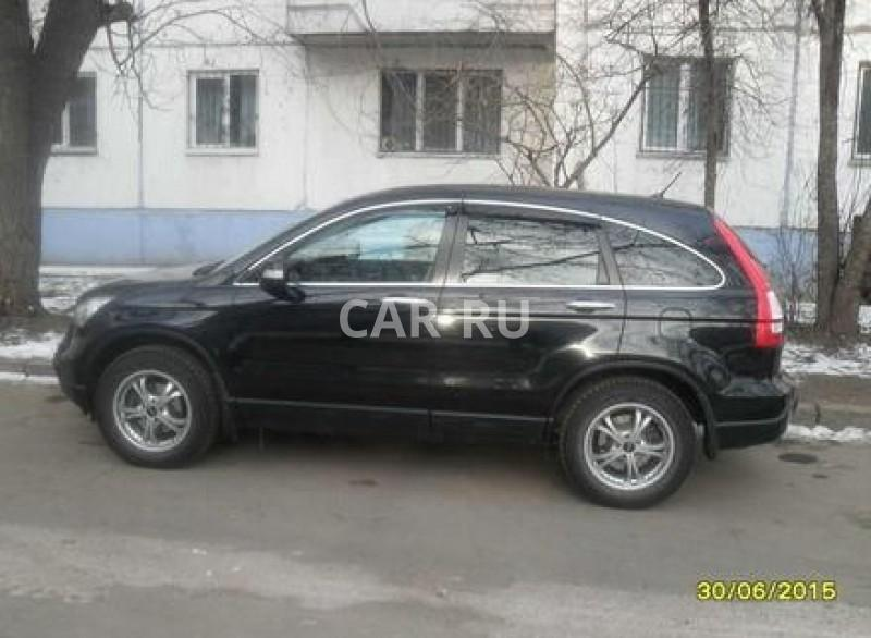 Honda CR-V, Барнаул