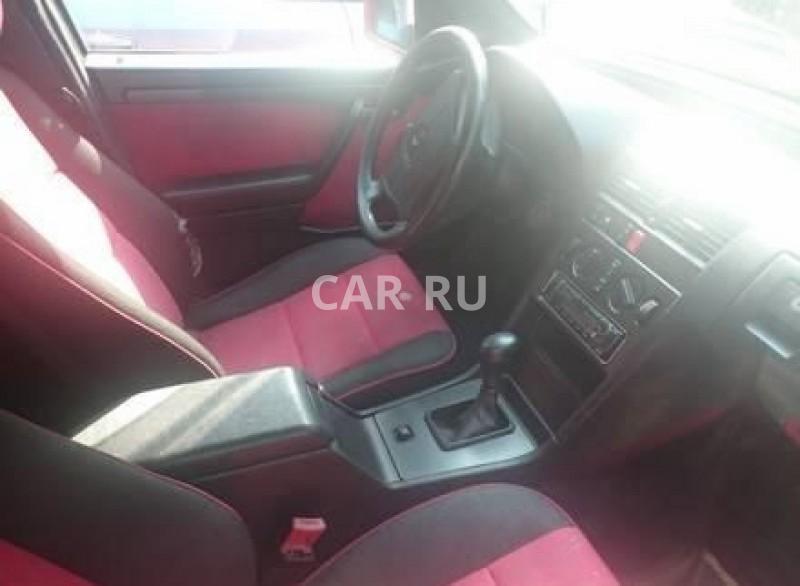 Mercedes C-Class, Алушта