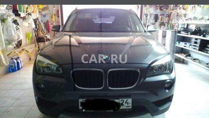 BMW X1, Ачинск