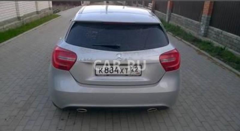Mercedes A-Class, Барнаул
