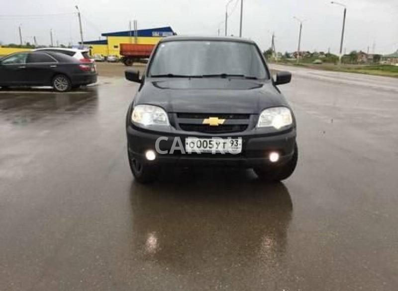 Chevrolet Niva, Белая Глина