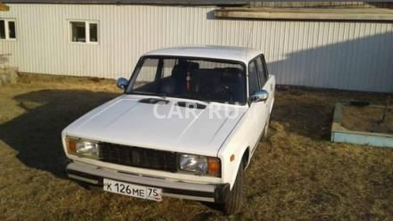 Lada 2105, Агинское
