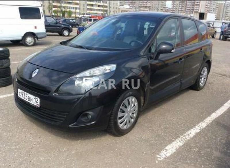 Renault Scenic, Алушта