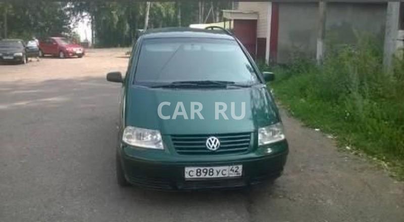 Volkswagen Sharan, Анжеро-Судженск