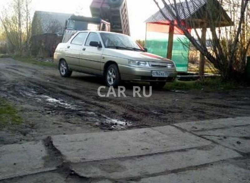 Lada 2110, Ангарск