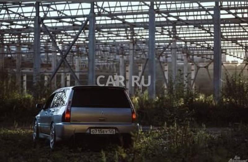 Mitsubishi Lancer Evolution, Владивосток