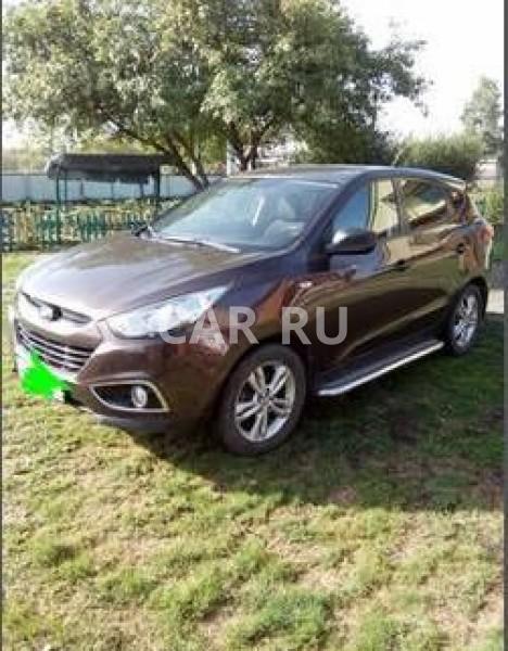 Hyundai ix35, Белово