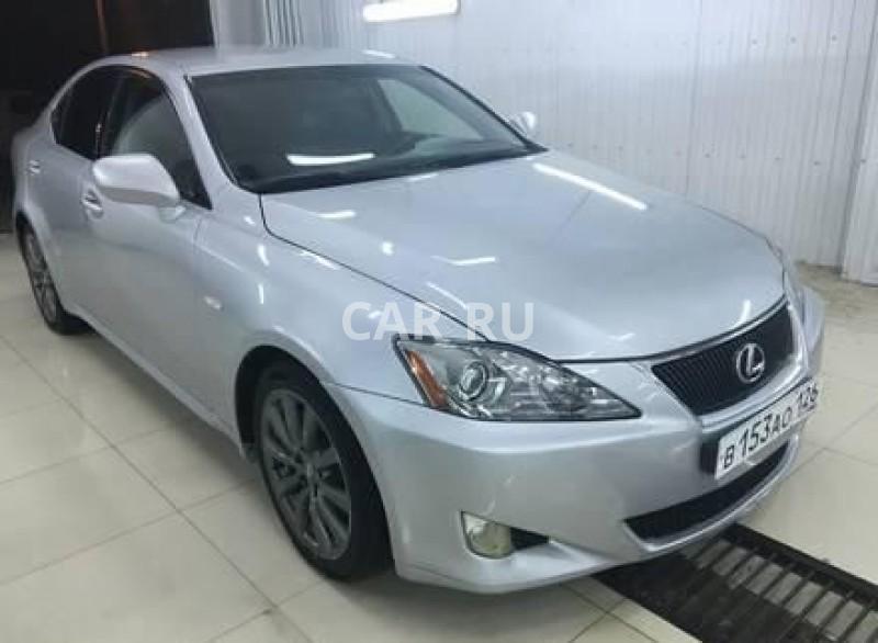 Lexus IS, Анапа