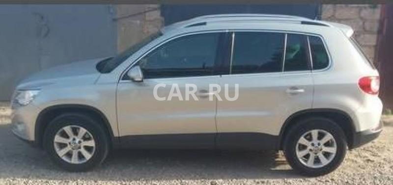 Volkswagen Tiguan, Астрахань