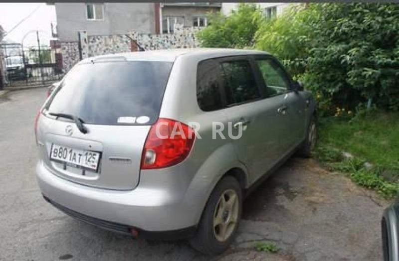Mazda Verisa, Владивосток