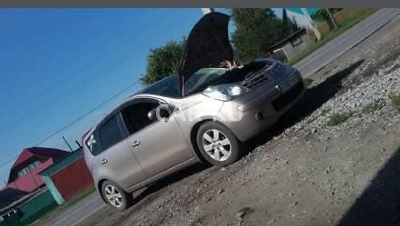 Nissan Note, Белово