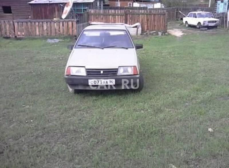 Lada 21099, Агинское