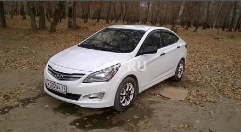 Hyundai Solaris, Ак-Довурак