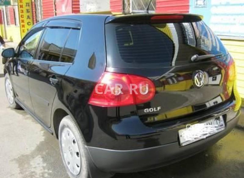 Volkswagen Golf, Абакан