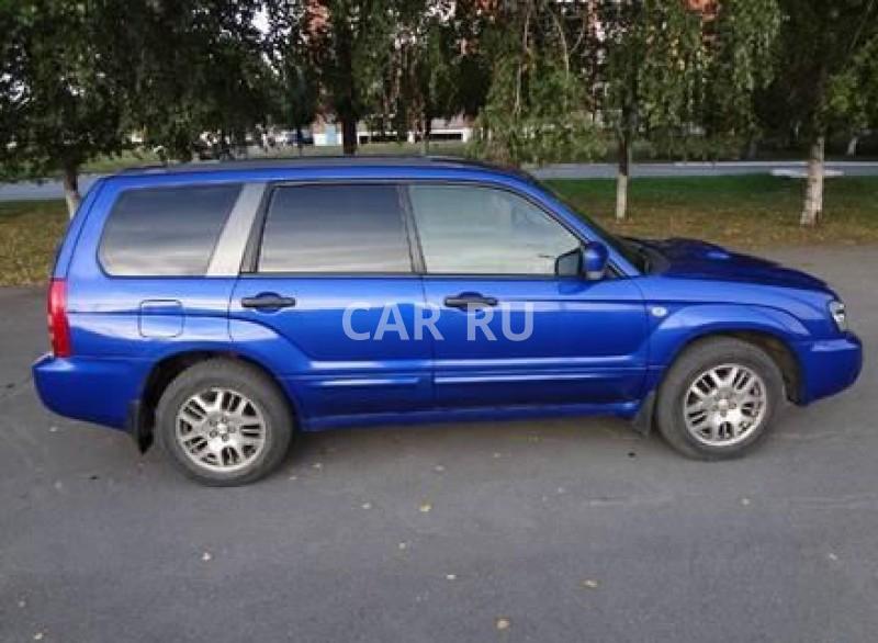 Subaru Forester, Белово