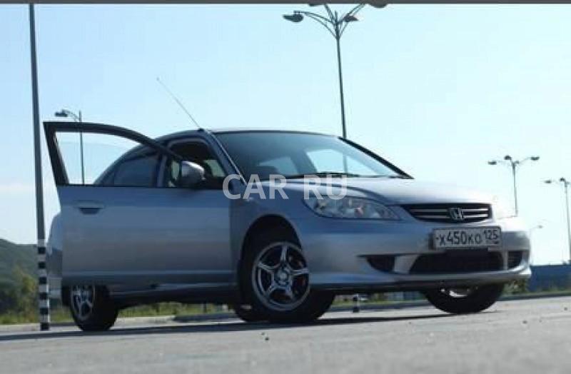 Honda Civic Ferio, Артём