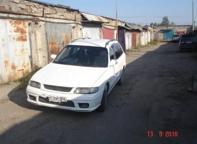 Mazda Capella, Ангарск