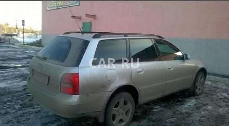 Audi A4, Белово