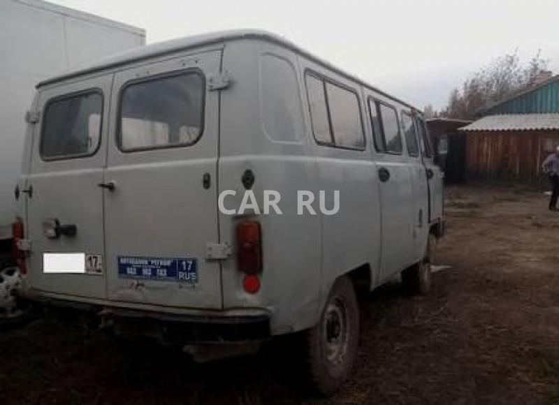 Уаз 390995, Ак-Довурак