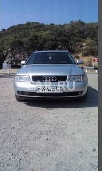 Audi A4, Анапа