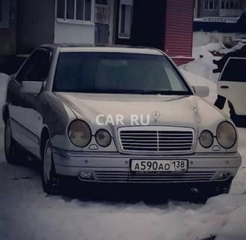 Mercedes E-Class, Байкальск