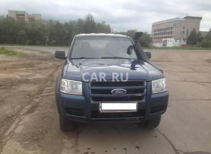 Ford Ranger, Архангельск