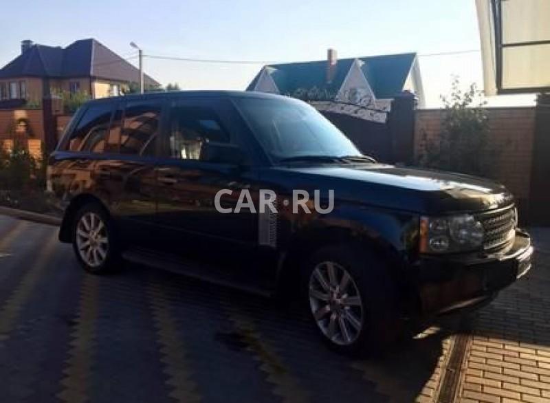 Land Rover Range Rover, Белгород