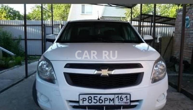 Chevrolet Cobalt, Батайск