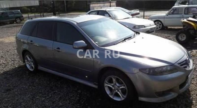 Mazda Atenza, Белогорск