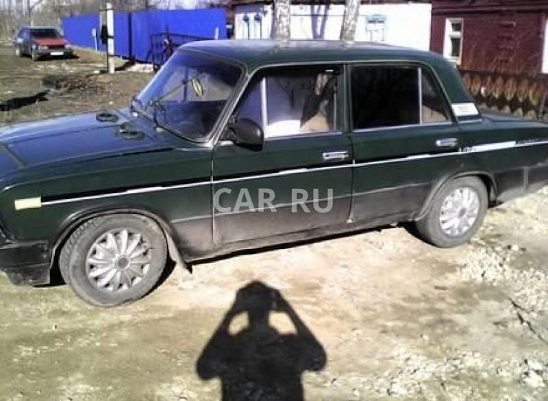 Lada 2106, Алушта