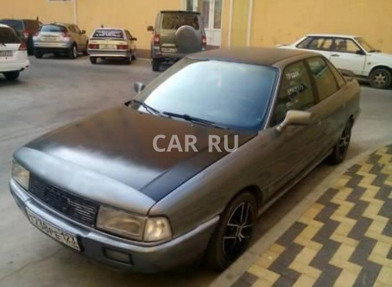 Audi 80, Анапа