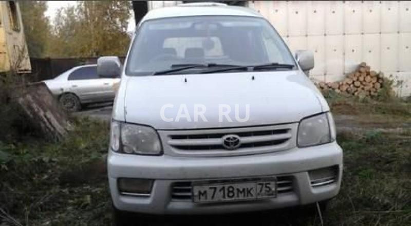 Toyota Lite Ace Noah, Анжеро-Судженск