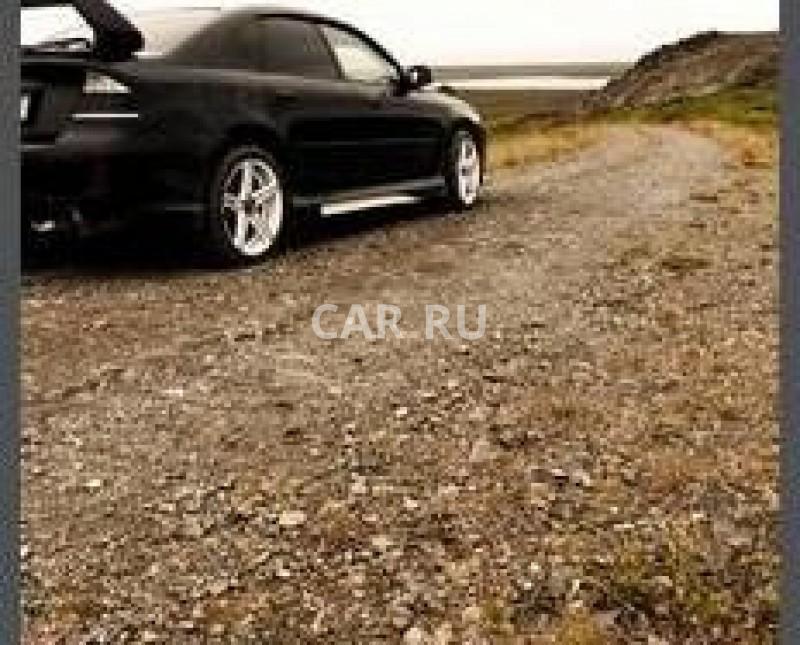 Subaru Legacy B4, Анадырь