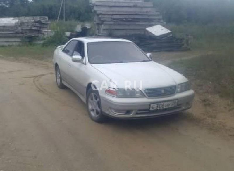Toyota Mark II, Белогорск