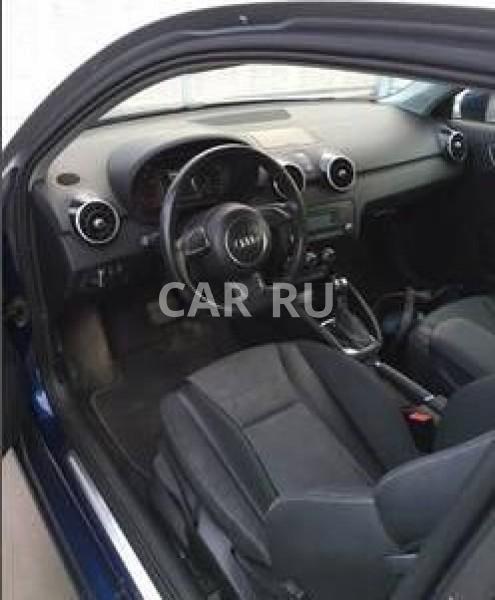 Audi A1, Архангельск