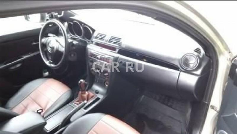 Mazda 3, Армянск