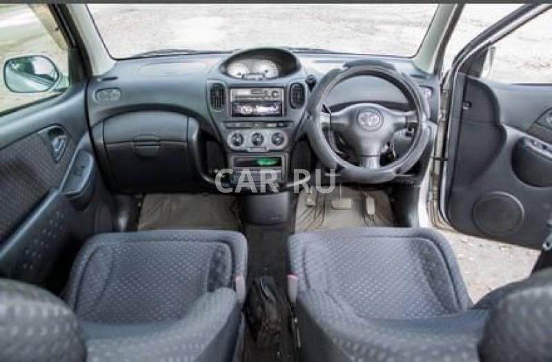 Toyota Funcargo, Абакан