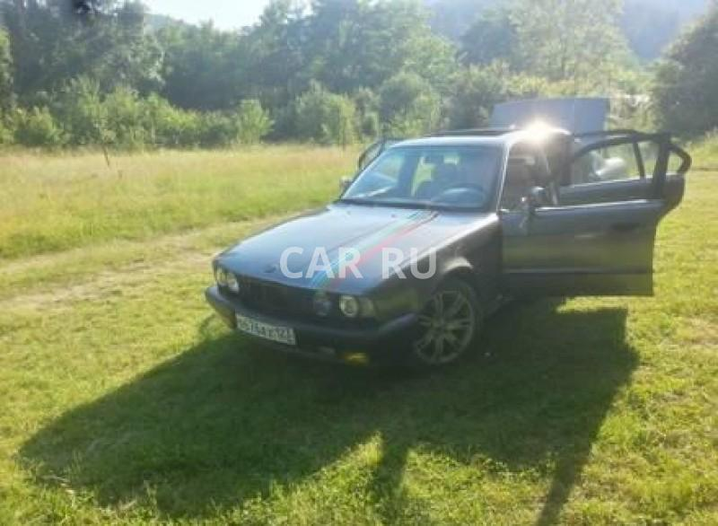 BMW 5-series, Архипо-Осиповка