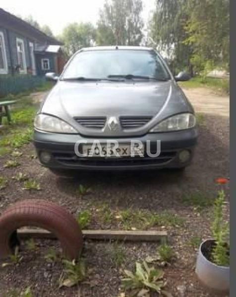 Renault Megane, Бежецк