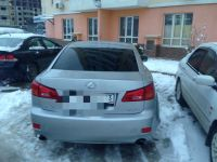 Lexus IS, 2008 г. в городе Краснодар